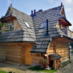 Regionalne domki hitem turystycznym Podhala