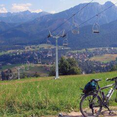 Zwiedzaj Tatry na rowerze!