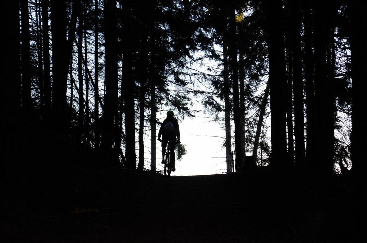 Jazda rowerem po Tatrach